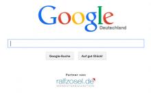 Partner-Logo Google