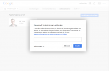 Google My Business freigeben - Screenshot 3