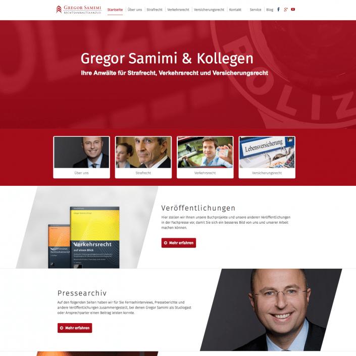 Screenshot Screenshot ra-samimi.de